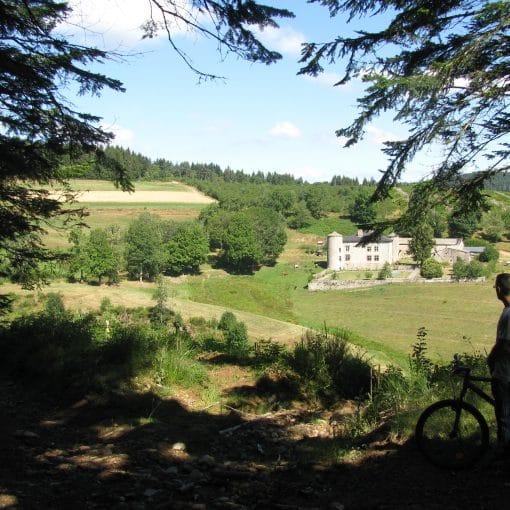 Chambre d'hote et randonnée pédestre en Ardèche