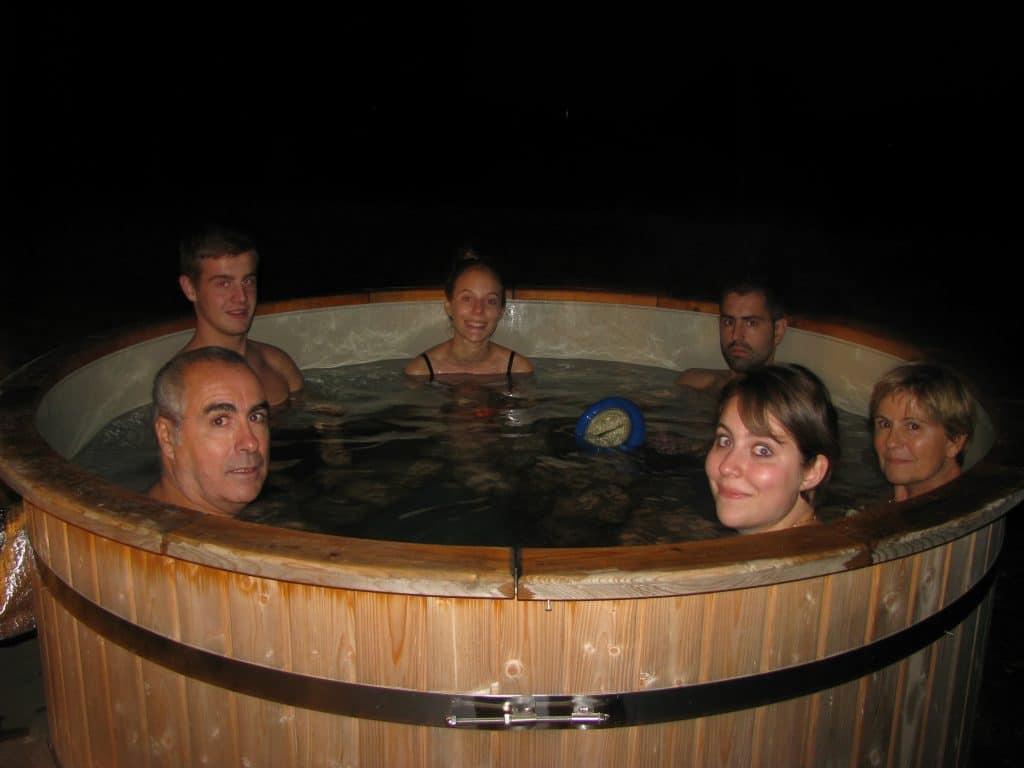 hambre d'hôtes et massages et week end en amoureux en Ardèche